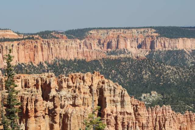 It was like the Grand Canyon, with hoodoos!