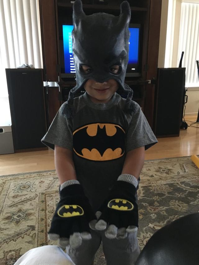 The Gladiator, as Batman!
