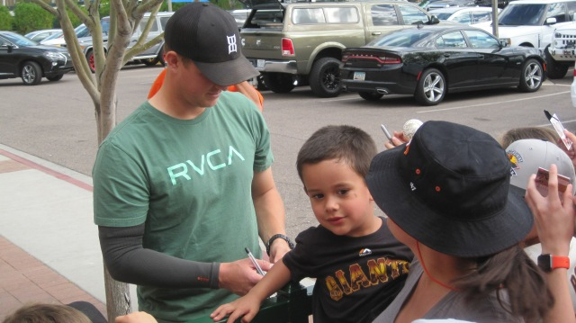 Thanks Matt Cain, you are our hero!