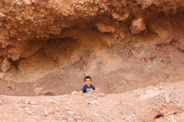 Caveman Max!