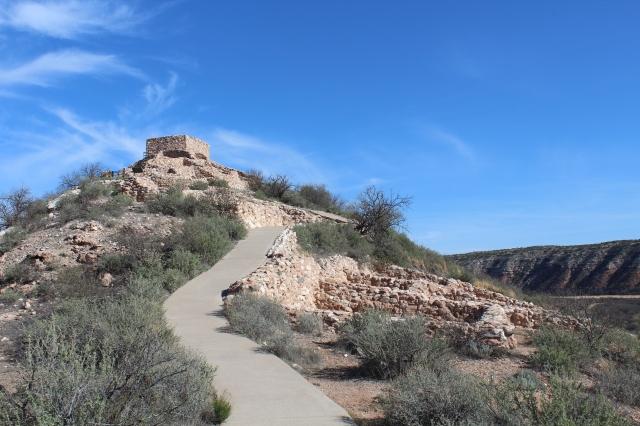 Tuzigoot Nat'l Monument