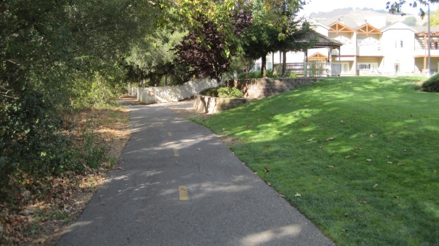The Bob Jones trail