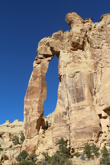 The Eagle Canyon Arch.