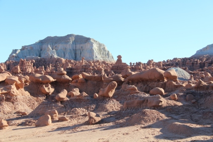 "Like George Thorogood sang, ""Hoodoo you love?"" Must have been talking about Goblin Valley State Park..."