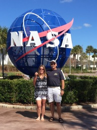 Welcome, to the Kennedy Space Center!