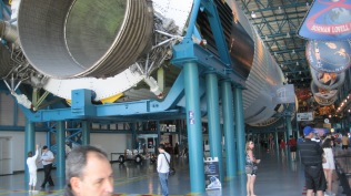 Saturn V, the only one left...