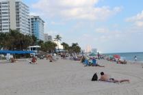 Ft. Lauderdale Beach.
