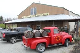 Kentucky Artisan Distillery another of the craft folks.