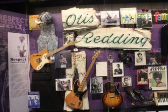 Lots of displays covering the history of R&R.