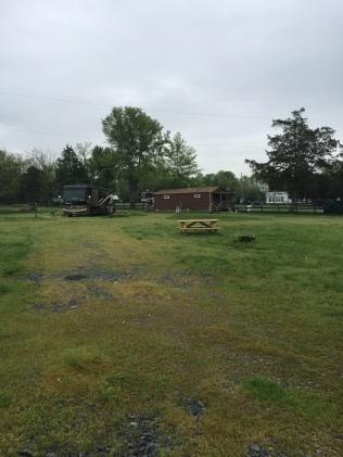 Home at Artillery Ridge Campground.