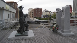 They also have a Law Enforcement/Law Enforcement K-9/Firefighter Memorial on the boardwalk.