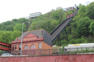The Duquesne Incline.