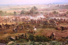 Another view of the Cyclorama.