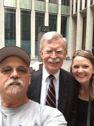 The one and only, Ambassador John Bolton, FOX News contributor.
