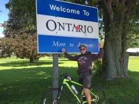 Let's bike Canada!