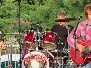 Drums, Monte Yoho.
