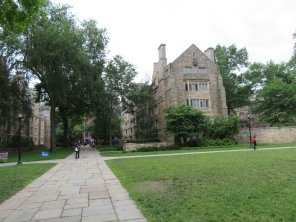 More of the old section of Yale.