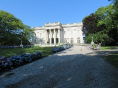 The Marble House.
