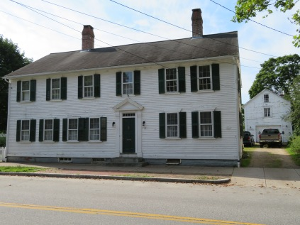 This home was built in 1762.