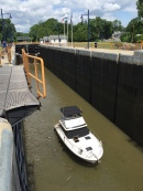 "The lock operator must be thinking, ""Get outta my lock!"""