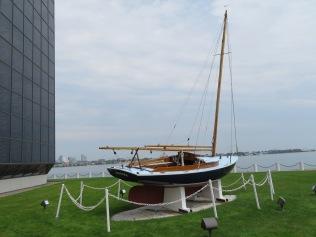 JFK's boat, the Victura.