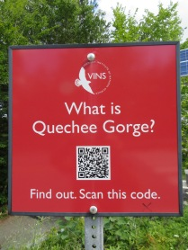 If you have a scanner, here you go, anything you wanted to know about the gorge...