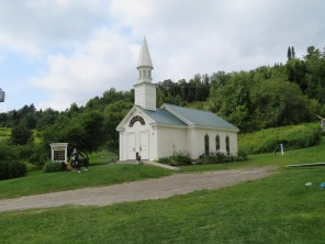 The Dog Mountain Chapel