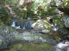 Sterling Gorge falls.