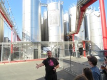 Touring Lagunitas Brewing Co.